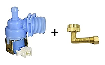 image unavailable  image not available for  color: whirlpool kenmore dishwasher  water inlet valve kit