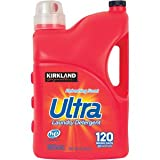 Kirkland Signature Ultra Clean Premium Laundry Detergent with 2X...