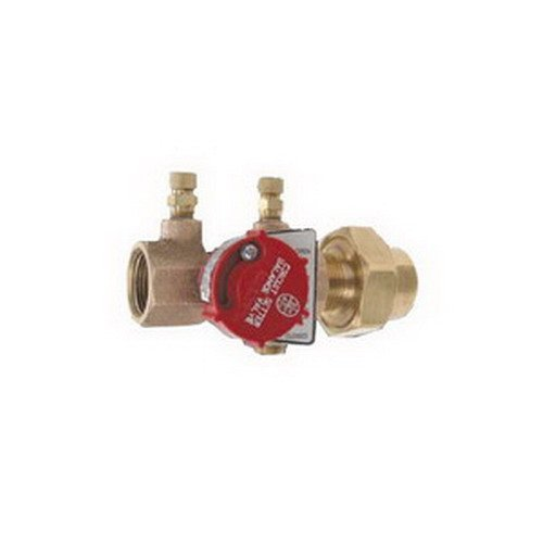 Bell & Gossett CB Circuit Setter Plus 200 psig Bronze Sweat Calibrated Balancing Valve, 1/2''