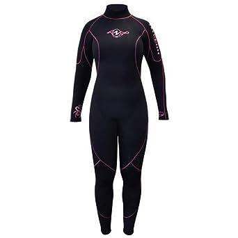 Amazon.com: Aqua Lung 7 mm Aquaflex Jumpsuit de la mujer ...
