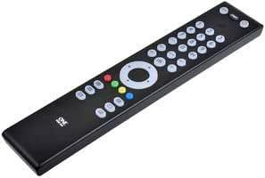 One For All URC 3910 - Mando a distancia para TV (alcance máximo 15 metros, 0-455 kHz, teletexto), color negro: ONE FOR ALL: Amazon.es: Electrónica