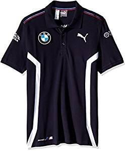 Bmw motorsport puma dtm team polo shirt for Amazon logo polo shirts