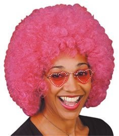 Pop Afro Wigs for Costumes & Outfits Accessory by Pams (Pop Afro Wig)
