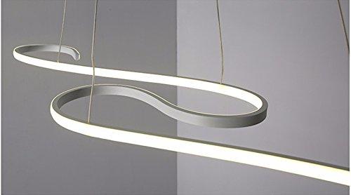 Plafoniere Per Ufficio A Sospensione : Lampada a sospensione moderna lampadario lignt