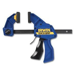 """Irwin 512QCN Quick-Grip 12"""" SL300 One Handed Bar Clamp / Spreader"""