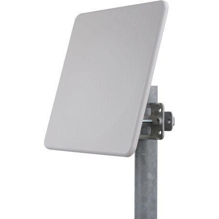 Mars Antennas - MA-WA56-DP23B - MARS 23dBi Dual Polarization / Dual Slant Subscriber Panel Antenna, 4.9-6.1GHz, MNT-22 Mounting Kit Included by Mars Antennas