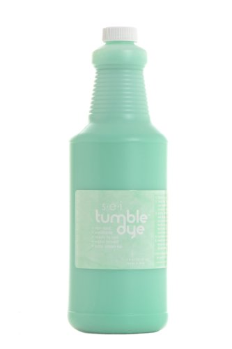 - Sew Easy Industries Tumble-Dye Bottle, 1-Quart, Mint
