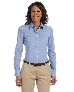 Chestnut Hill Women's Wrinkle Resistant Long sleeve Blouse