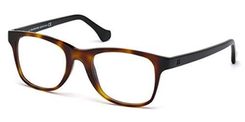 Balenciaga Rx Eyeglasses - BA 5034 052 - Dark Havana (52-21-140) by Balenciaga