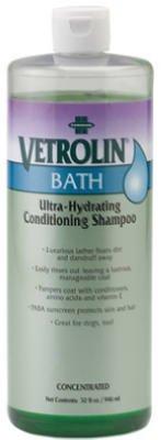 CENTRAL GARDEN & PET CO Central Garden & Pet 80305 Vetrolin Bath Horse Shampoo, 32-oz. - Quantity 12 by Farnam (Image #1)