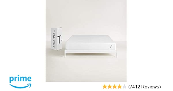 Amazon.com: Tuft & Needle Queen Mattress, Bed in a Box, T&N Adaptive Foam, Sleeps Cooler with More Pressure Relief & Support Than Memory Foam, ...