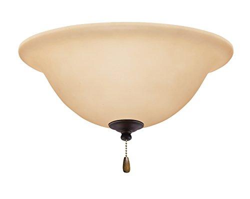 Emerson Ceiling Fans LK72LEDGES Amber Scavo L.E.D. Light Fixture for Ceiling Fans, LED Array, Golden Espresso