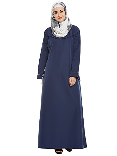Momin Libas Fadilah Polyester Abaya
