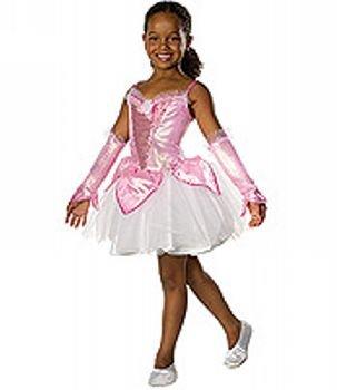 Prima Ballerina Girls Costumes (Prima Ballerina Child Costume - Small (4-6))