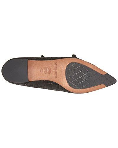 Donald J Pliner Perez Leather Flat, 7.5