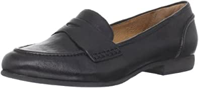 Clarks Women's Clarks Charlie Penny Loafer,Black,7 M US