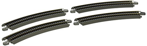 (Bachmann Trains Snap-Fit E-Z Track 15