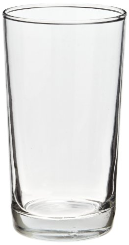 Anchor Hocking 3170U 2-7/8 Inch Diameter x 5-1/8 Inch Height, 10.5-Ounce Hi-Ball Heavy Base Glass (Case of 72) by Anchor Hocking
