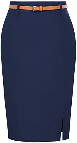 Kate Kasin Womens Bodycon Hip Wrapped product image