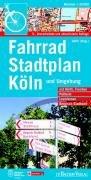 Fahrradstadtplan Köln und Umgebung: Mit Hürth, Frechen, Pulheim, Leverkusen und Bergisch Gladbach