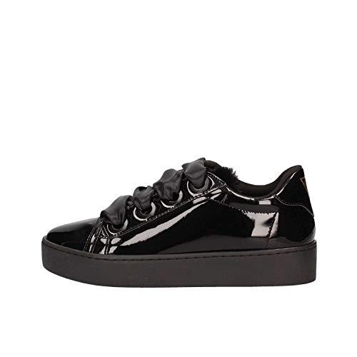 Black Chaussures Guess Femme de Black Urny Noir Gymnastique WzwZOY5q8Z