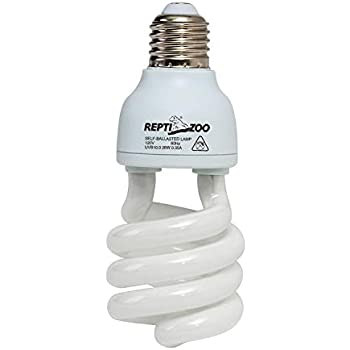 Amazon Com Reptizoo Energy Saving Lamps Uvb Bulb Spiral
