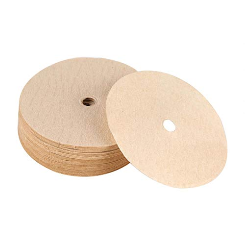- GLOGLOW 100PCS Vietnam Pot of Coffee Filter Paper Coffee Maker Filter