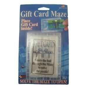 Mag-Nif Gift Card Maze -