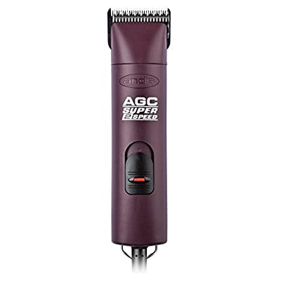ProClip Super 2-Speed Detachable Blade Clipper, Professional Animal Grooming
