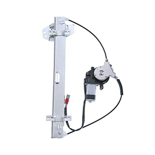 A-Premium Power Window Regulator with Motor for Honda Civic 2001-2005 Coupe Front Right Passenger Side