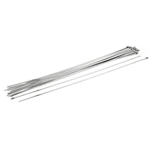 zip ties silver - 8