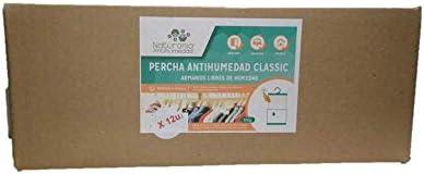 Percha Antihumedad Armarios Bolsa 200gr para CLASSIC Habitaci/ón Ropa Evita Olor Humedades Antimoho 12x200g