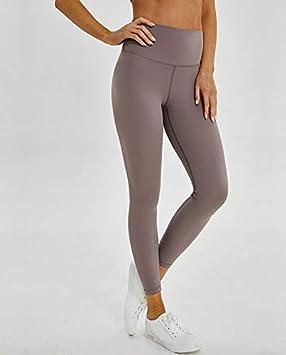 MJXVC Naked-Feel Athletic Fitness Leggings Women Stretchy ...