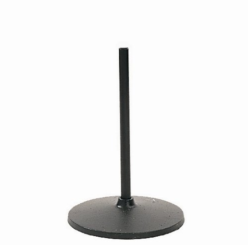 (Good Directions 582 Black Cast Iron Display Base)