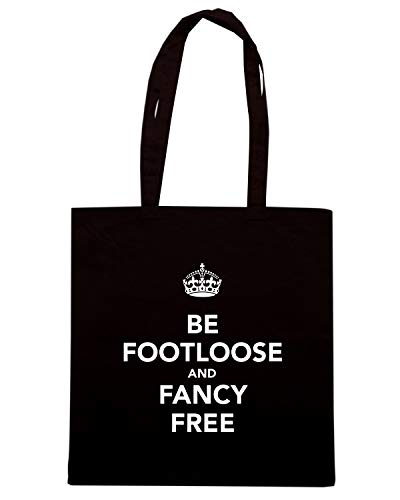 FANCY FOOTLOOSE Shopper FREE Shirt AND BE Borsa Speed Nera TKC3511 nx18wvFnUq