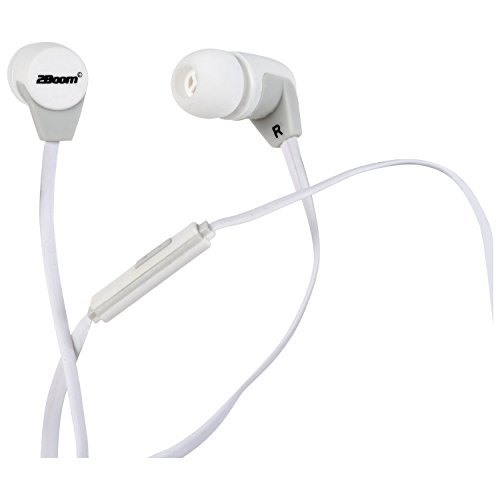 2BOOM Next Pod Wired Earbuds with Microphone and V...