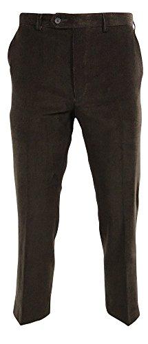 - Lauren Ralph Lauren Men's Cotton Corduroy Dress Pants (33W 30L, Dark Brown)