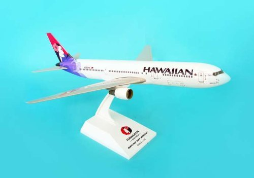 Daron Skymarks Hawaiian 767-300, 1/150-Scale (Hawaiian Airlines Model compare prices)