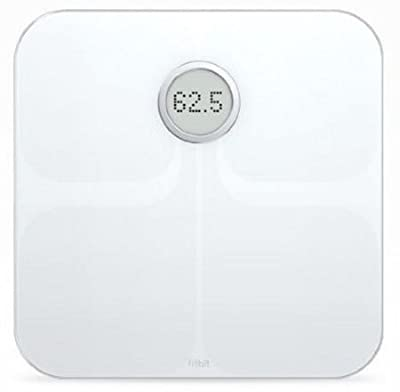 Fitbit Aria Wifi Scale with Body Fat % and BMI - Color White Fast Shipping Ship Worldwide