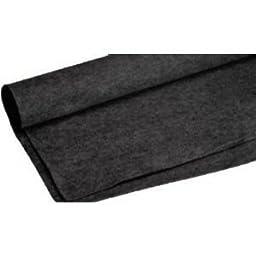 Mr. Dj 20 FT Long / 4 FT Wide Black Carpet for Speaker Sub Box carpet rv Truck Car Trunk Laner