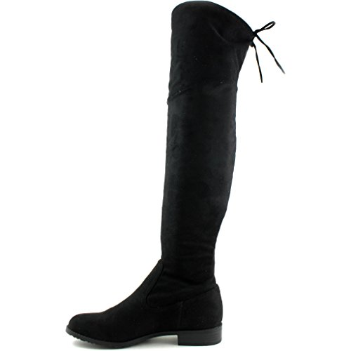5 Black Somers Black M Women's Guess boots 5 Suede vp7qX0Aw