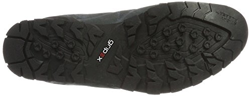 Mammut Wall Guide Low GTX - Calzado Mujer - azul/negro 2017 Gris (Graphite-barberry)