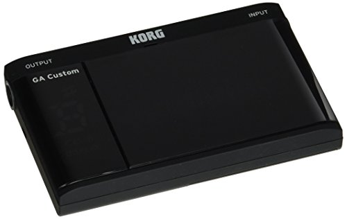 Korg Custom Chromatic Guitar Display product image