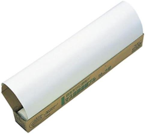マス目模造紙プル200枚 白 191-564
