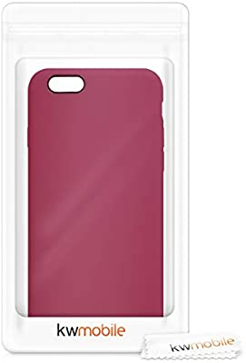 kwmobile Funda Compatible con Apple iPhone 6 / 6S: Amazon.es: Electrónica