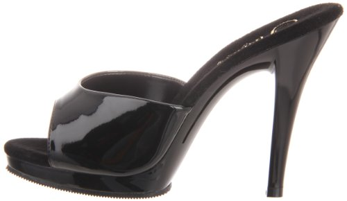 Pictures of Pleaser Women's Flair-401-2/B/M Sandal Black 4
