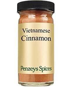 Vietnamese Cinnamon Ground By Penzeys Spices 1.7 oz 1/2 cup jar