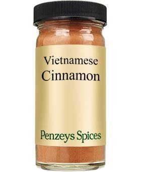 Vietnamese Cinnamon Ground By Penzeys Spices 1.7 oz 1/2 cup