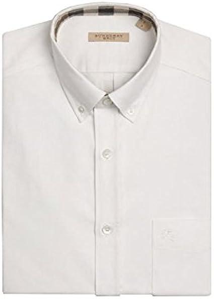 Burberry - Camiseta de Manga Larga - para Hombre Bianco M ...