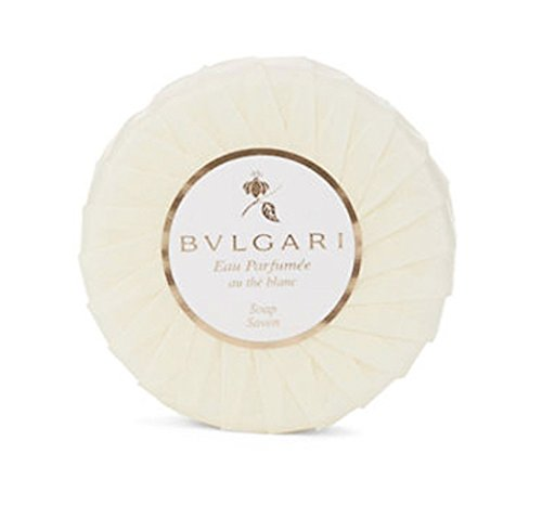 Bvlgari/Bulgari Au the Blanc (White Tea) Pleated Soap - 50 gm/1.7 - Bulgari Buy